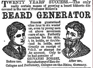 Beard generator