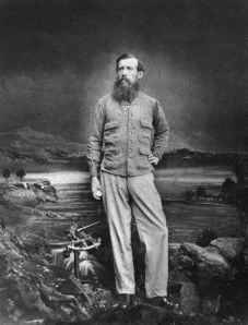 John Hanning of Speke, Explorer and discoverer of Lake Victoria