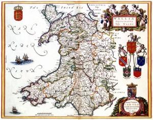 17thc Wales