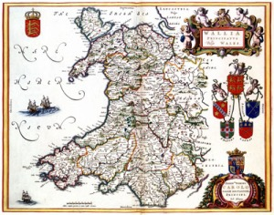 17thc Wales