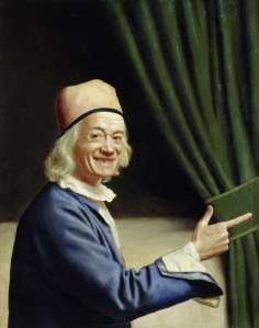 Jean Etienne Liotard self portrait