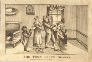 tooth drawer