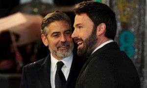 BAFTA Film Awards 2013 George Clooney Ben Affleck