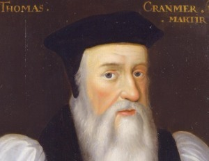 Old Cranmer!