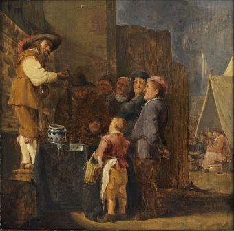 17th Century quack