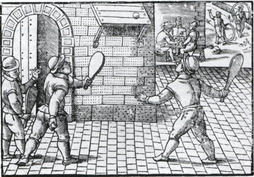 Tennis_in_France,_16th_century