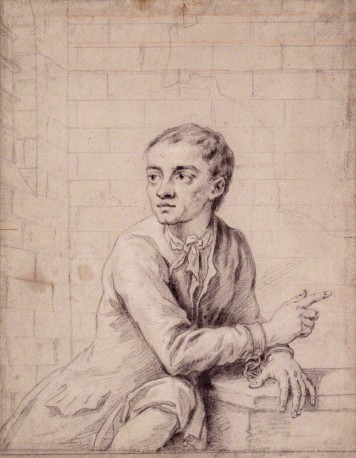 NPG 4313; John Sheppard attributed to Sir James Thornhill